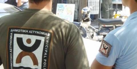 Στα Αστυνομικά Τμήματα παρουσιάστηκαν 1.536 δημοτικοί αστυνομικοί
