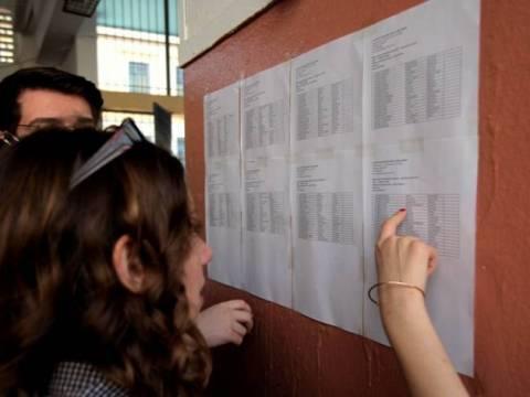 Βάσεις 2014: Υπολογισμός μορίων Πανελλαδικών Εξετάσεων