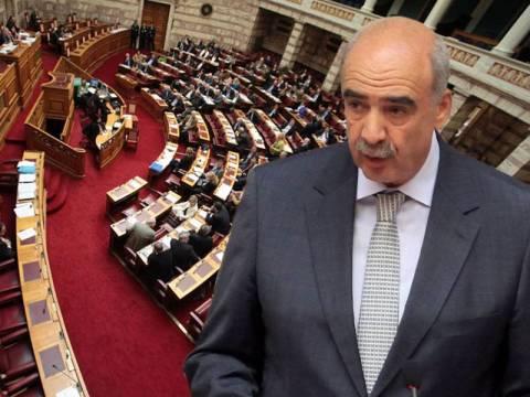 «Σηκώνει το γάντι» ο Μεϊμαράκης» για το δημοψήφισμα
