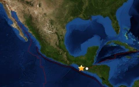 Μεξικό: Τουλάχιστον 3 νεκροί από τον ισχυρό σεισμό (videos+photos)