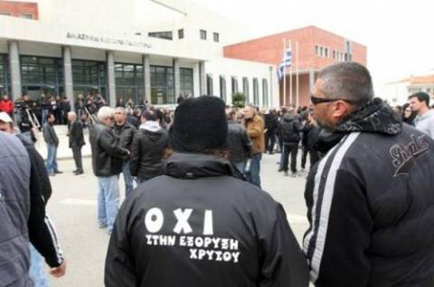 Πολύγυρος: Ελεύθερα έξι άτομα που κατηγορούνται για επεισόδια