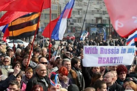 Ουκρανία: Οι αντάρτες οχυρώνονται στο Ντονέτσκ