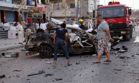 Ιράκ: Επτά άτομα σκοτώθηκαν από νέα επίθεση αυτοκτονίας