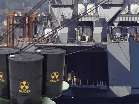 Ξεκίνησε η καταστροφή των χημικών στη Μεσόγειο