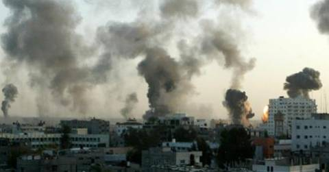 Γάζα: Πέντε Παλαιστίνιοι νεκροί από τις ισραηλινές επιθέσεις