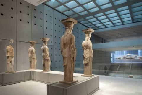 New York Times: Αφιέρωμα στο Μουσείο της Ακρόπολης