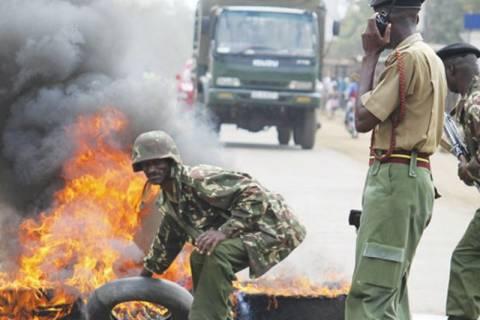 Σομαλία: Οι ισλαμιστές Σεμπάμπ κατέλαβαν το προεδρικό μέγαρο