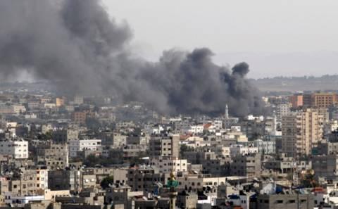 Ρουκέτες εκτοξεύει η Χαμάς στην Ιερουσαλήμ