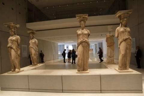 Στους New York Times η επιστροφή των Γλυπτών του Παρθενώνα