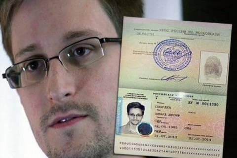 Ρωσία: Ο Σνόουντεν ζήτησε να παραταθεί η άδεια διαμονής του