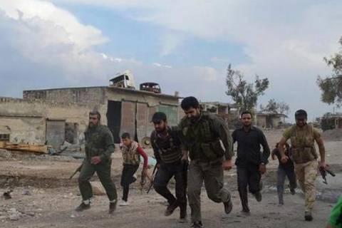 Συρία: Πολύνεκρη επίθεση ανταρτών στην επαρχία Χάμα