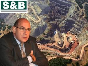 Περιβαλλοντική καταστροφή στην Γκιώνα από την «S&B» του Οδ. Κυριακόπουλου