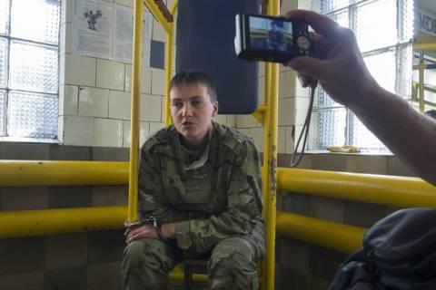 Ρωσία: Συνελήφθη Ουκρανή πιλότος για το θάνατο δύο δημοσιογράφων