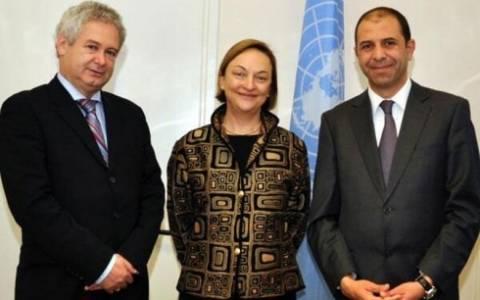 ΟΗΕ: Έγγραφα αντάλλαξαν Μαυρογιάννης-Οζερσάι