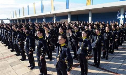 Στους 821 οι εισακτέοι σε στρατιωτικές σχολές