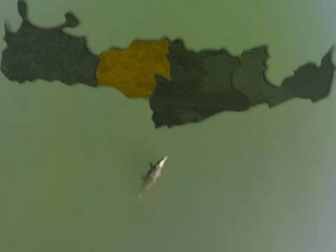Ρέθυμνο: Σκέψεις να παραμείνει στη λίμνη ο Σήφης, ο κροκόδειλος!