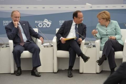 Ουκρανία: Στηρίζουν νέα κατάπαυση πυρός οι Ευρωπαίοι ηγέτες