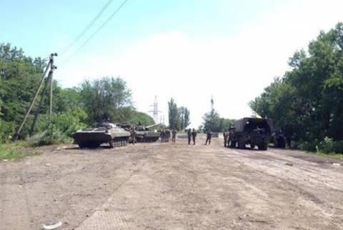 Ουκρανία: Μάχες στην Καρλίφκα - Αποφασισμένοι οι αυτονομιστές