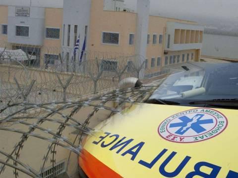 Νεκρός κρατούμενος μετά από συμπλοκή στις φυλακές Δομοκού