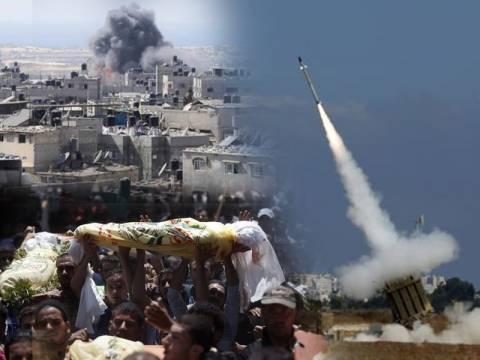 Το Ισραήλ συνεχίζει την ισοπέδωση της Γάζας (pics+video)