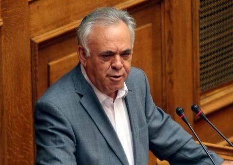 Δραγασάκης: Αντιδημοκρατικές οι διαδικασίες της συγκυβέρνησης