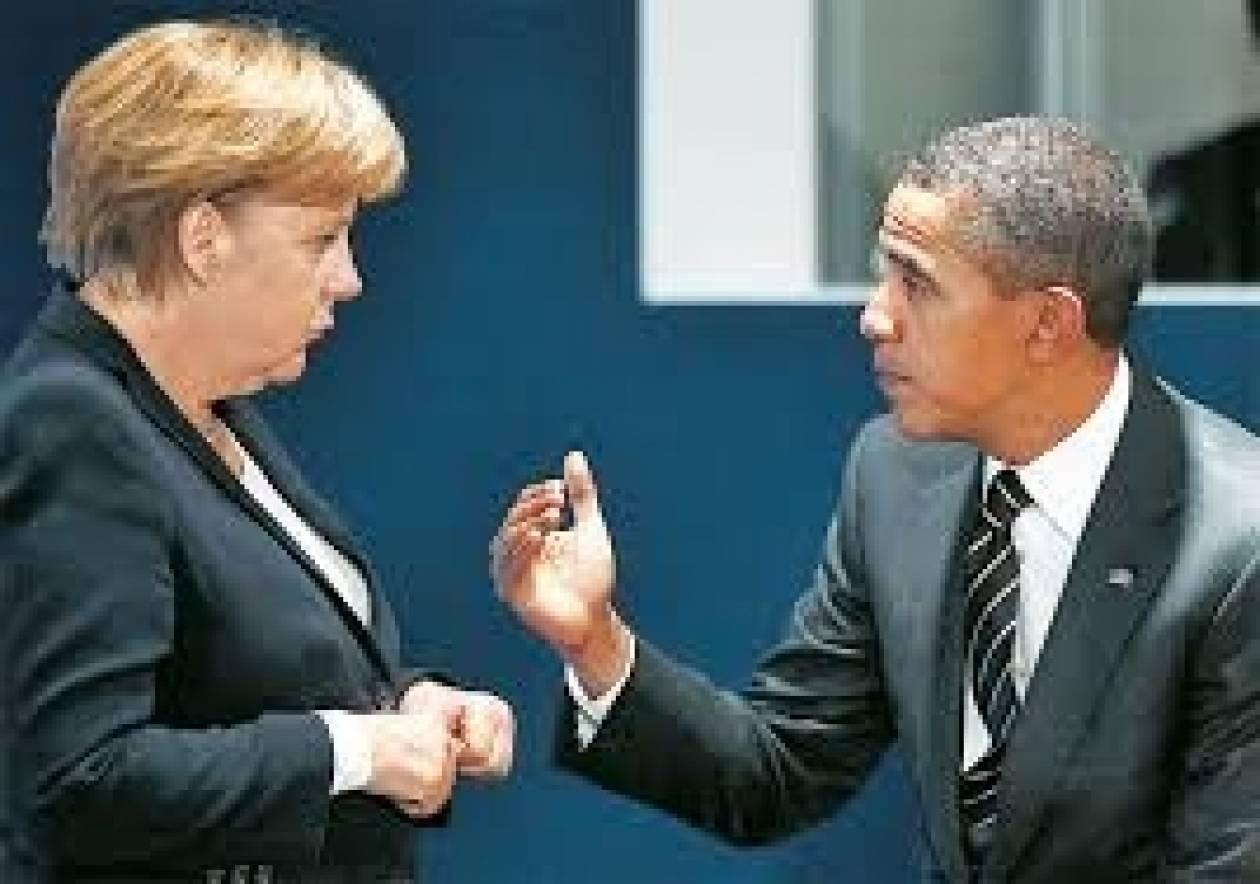 Ρήγμα στις γερμανο-αμερικανικές σχέσεις λόγω της κατασκοπείας