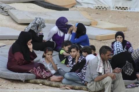 ΟΗΕ: Κάλεσμα στην Ευρώπη να υποδεχθεί 100.000 Σύρους πρόσφυγες