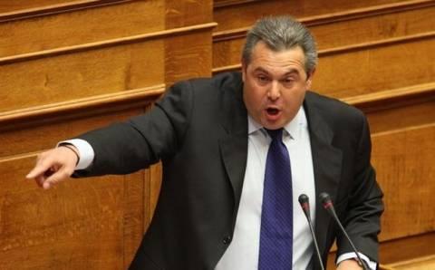 Π. Καμμένος: Σκοτεινή μέρα για τη Δημοκρατία και το Κοινοβούλιο»