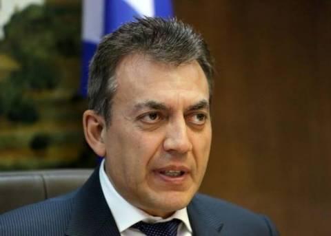 Αποχώρησε ο Γ. Βρούτσης από το υπουργείο Οικονομικών