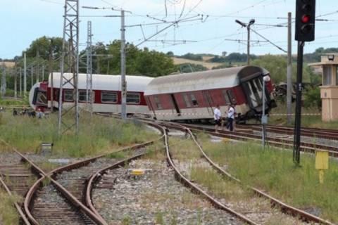 Βουλγαρία: Νεκρός και τραυματίες σε σιδηροδρομικό δυστύχημα