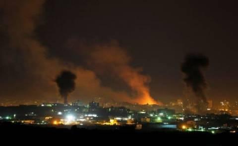 Λωρίδα της Γάζας: 16 νεκροί ο απολογισμός των βραδινών επιθέσεων