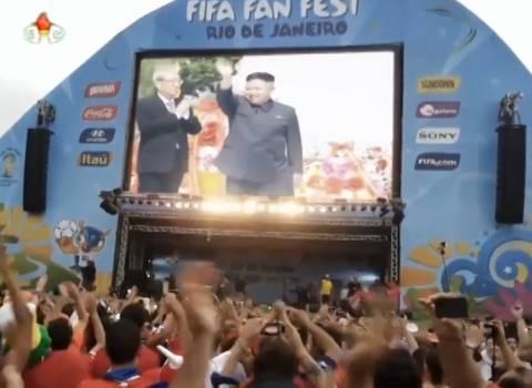 Μουντιάλ 2014: Η Β. Κορέα στον τελικό κόντρα στην... Πορτογαλία! (βίντεο)