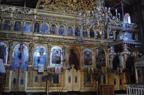 Διέρρηξαν μοναστήρι στην Κερατέα
