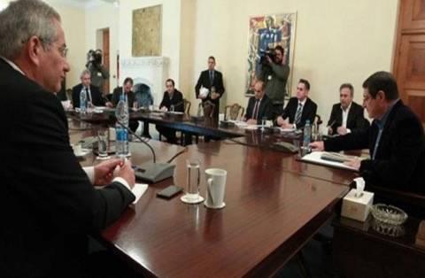 Σε πρώτο πλάνο το Κυπριακό στο Εθνικό Συμβούλιο στη Λευκώσια