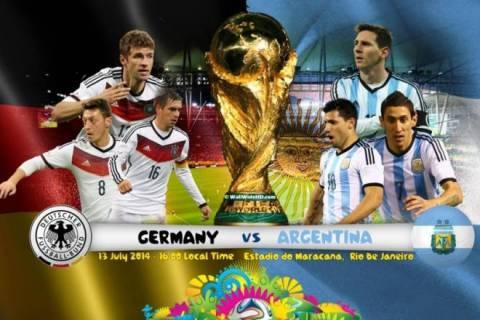 Παγκόσμιο Κύπελλο Ποδοσφαίρου – Τελικός: Οι προβλέψεις του Ολυμπιακού (video)