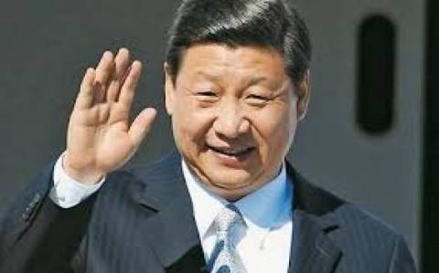 Chinese President in Rhodes for overnight stay