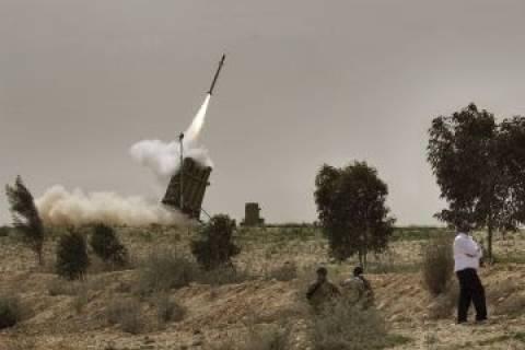 Επίθεση με ρουκέτα εις βάρος του Ισραήλ