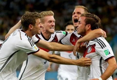 Παγκόσμιο Κύπελλο Ποδοσφαίρου 2014: Στην κορυφή του κόσμου η Γερμανία (pics+vid)