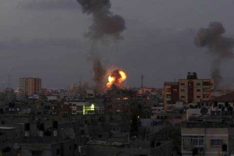 Ρουκέτες από το Λίβανο εκτοξεύτηκαν προς το Ισραήλ