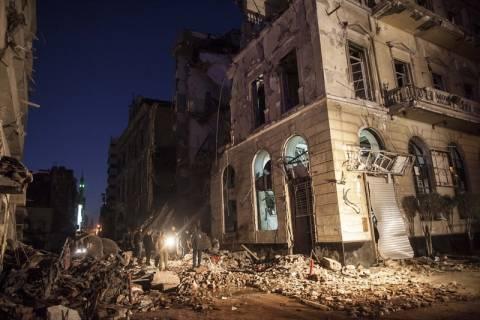 Αίγυπτος: Τρεις νεκροί και 22 τραυματίες από έκρηξη στο Σινά