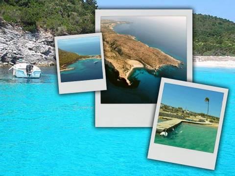 Ελληνικά νησάκια για «Ροβινσώνες»