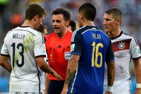 Παγκόσμιο Κύπελλο Ποδοσφαίρου 2014 - Τελικός: Για κλοπή μιλούν οι Αργεντίνοι