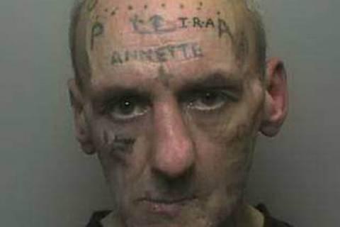 Συνελήφθη εγκληματίας χάρη στο... τατουάζ του! (pic)
