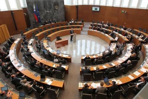 Σλοβενία: Επτά κόμματα στη νέα Βουλή