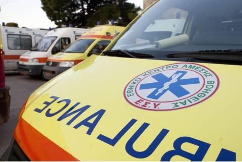 Αρτάκη: «Έσβησε» 30χρονος μετά από τροχαίο