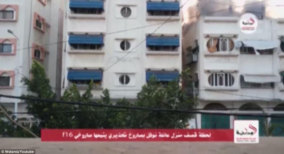 Δείτε πώς προειδοποιούν οι Ισραηλινοί τους Παλαιστίνιους αμάχους! (pics+ video)