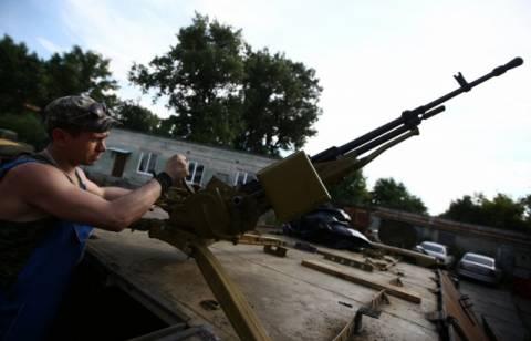 Λουχάνσκ: Διαψεύδουν την κατάληψη του αεροδρομίου από ουκρανικές δυνάμεις