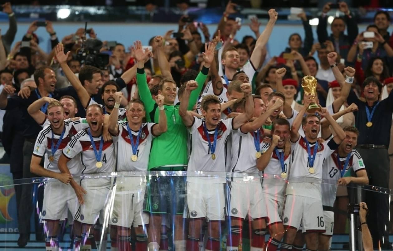 ΝΕΡΙΤ: Πόσοι παρακολούθησαν το Γερμανία – Αργεντινή;