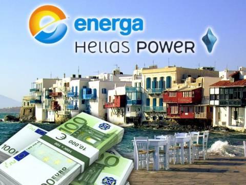 Πάρτι χλιδής στη Μύκονο για τον Β. Μηλιώνη της Energa-Hellas Power