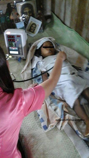 Φιλιππίνες: Νεκρό το κοριτσάκι που «ξύπνησε» στην κηδεία του! (vid+phs)